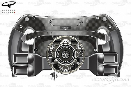 [2017 F1] 클러치 조작 더 어려운 올해, 메르세데스의 새 클러치 패들