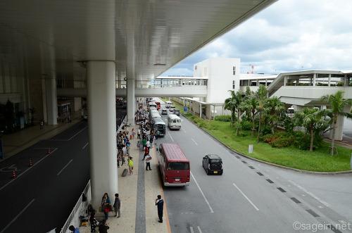 오키나와 - 나하공항 버스 주요노선