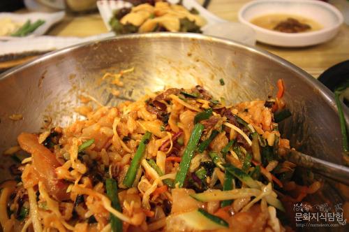 안동맛집 회덮밥이 맛있는 태화동 황금어장 회