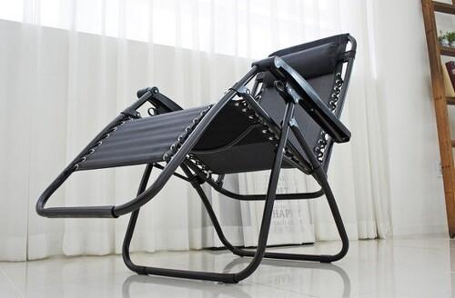 가성비 좋은 휴식용 암체어, 접이식 무중력 의자