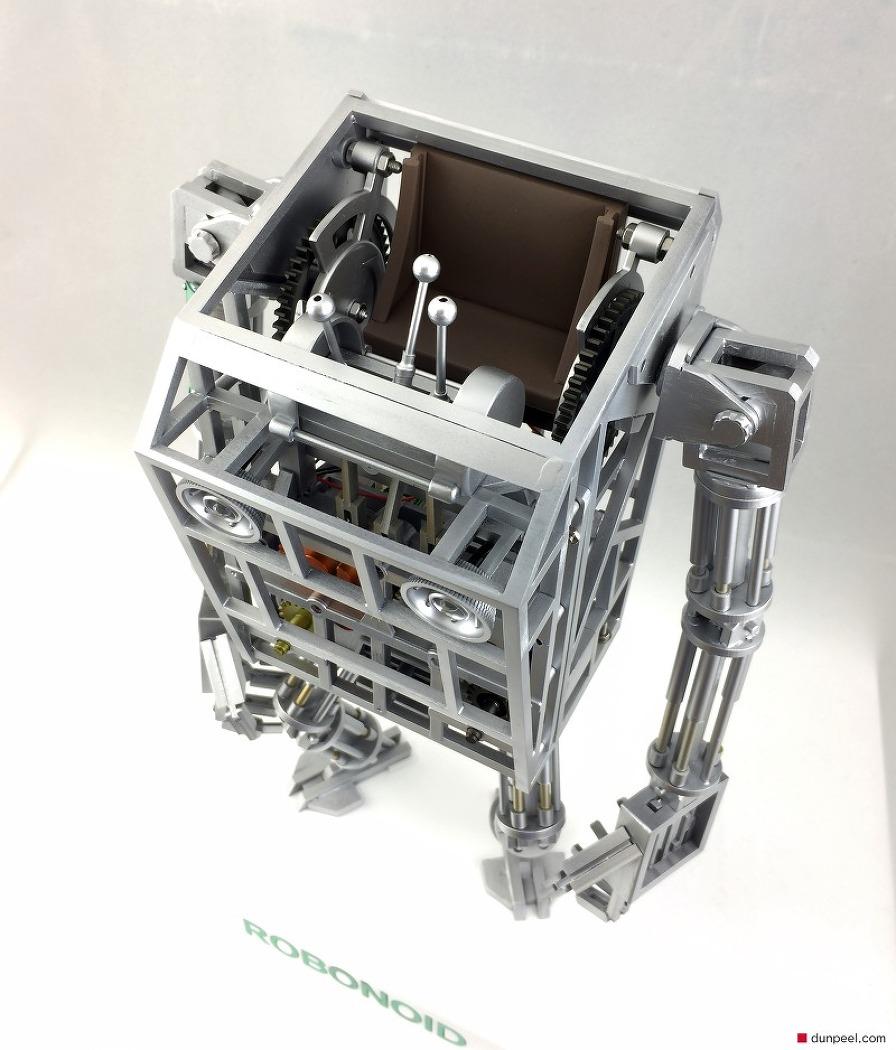 로보노이트 메카니컬 모델 (Robonoid Mechanical Model)