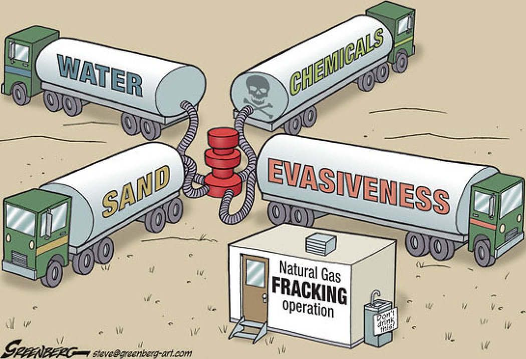 Science and Its Social Relations as Inseparable: Fracking