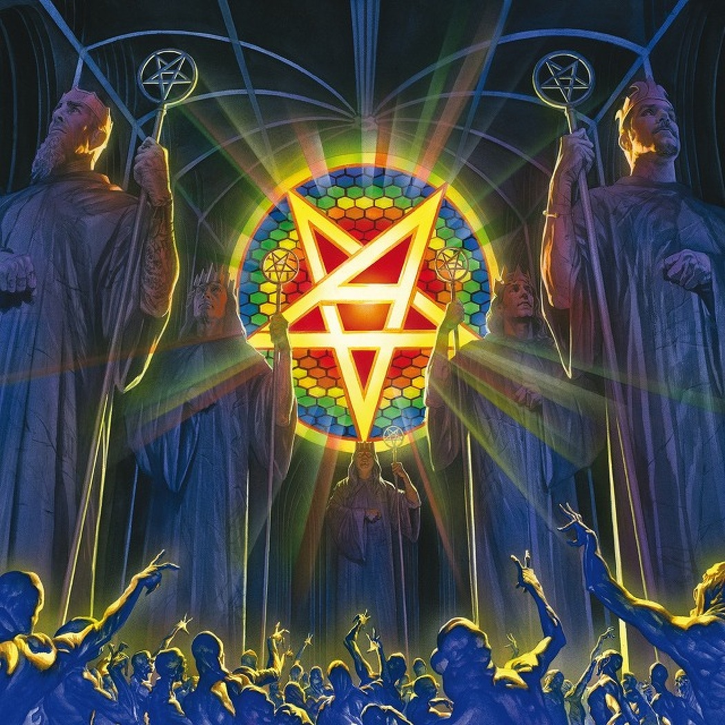 Anthrax, 밴드의 전성기와 그 이후의 사운드의 훌륭한 밸런스를 담은 매력적인 신작