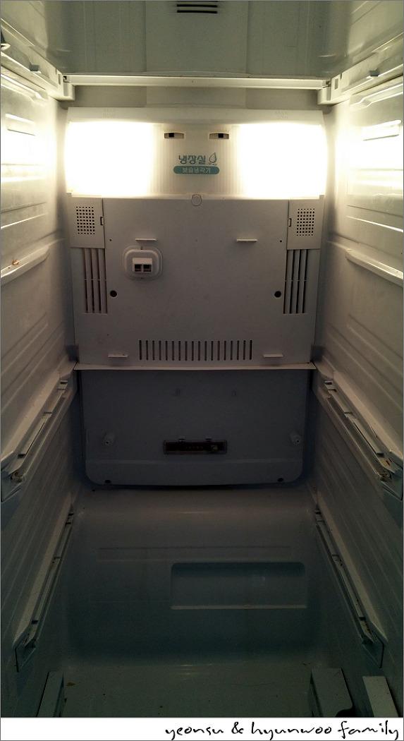 거지같은 삼성 지펠냉장고 냉각팬 자가수리기