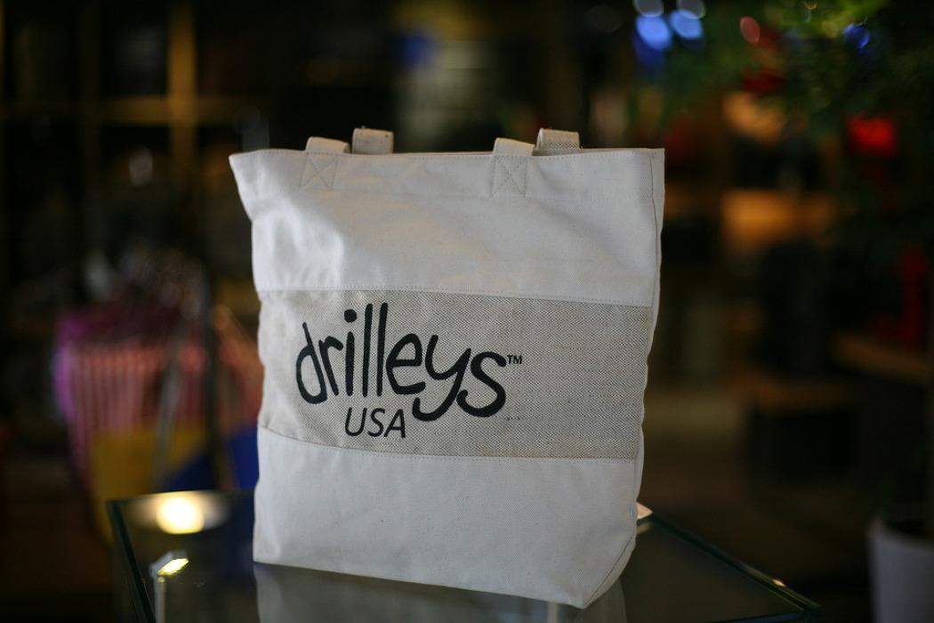 플로리다 에코백 브랜드 DRILLEYS(드릴리스)