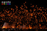 아고다(agoda.com), 치앙마이를 빛나게 밝히는 이펭 축제를 위한 호텔 요금 출시