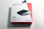 새로운 디자인의 MS 블루투스 마우스 Wedge Touch Mouse