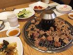 [청담동] 양념 돼지갈비가 맛있는 '강강술래'