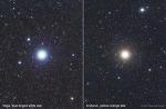 Vega and Arcturus