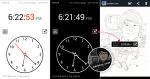 마루시계 - 화면 위에 떠있는 초시계, 한국표준시간 앱(어플)