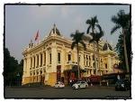 하노이 오페라 하우스 및 우체국 - 하노이 여행기 (Hanoi Opera House & Post Office, Hanoi)