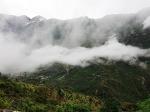 지형성 강우, 구름이 산에서 막 생겨요.
