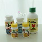 아이허브 어린이 영양제, 오메가3와 칼슘 유용한 몇가지