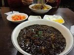 마포역 맛집 중국집 짜장면 곱빼기 그옛날손짜장 Jajangmyeon