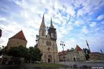 [크로아티아 자그레브 여행] 자그레브의 상징, 자그레브 대성당