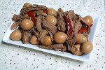 [반찬] 짭짤한 밥반찬 메추리알 돼지고기 장조림 만들기