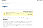 Paypal 사칭 스팸메일 분석