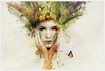 [아트웍] 수채화느낌의 놀라운 합성이 돋보이는 아트웍 작품