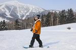 홋카이도 여행, 첫 스키는 홋카이도에서 호시노 리조트 토마무