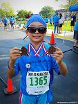 미주 시카고 학군 5k 두번째 도전, 가족이 함께 달리며 응원하는 훈훈한 풍경