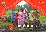 """제21호 - 지속가능발전목표(SDGs) 목표 5번 [ """"Gender Equality. 모두가 동등하게 사는 세상"""" ]"""