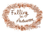 falling in autumn