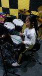 드럼 연습중