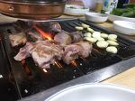 마포역 마포동 맛집 연탄불 생고기