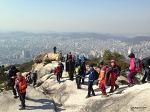 2015.03.07 북한산 등산 - 독바위역 - 족두리봉