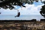 [DAY 2(2)] 떠나요 괌으로! - 괌자유여행/괌남부여행/람람산/세티만전망대/우마탁마을/메리조마을/곰바위/이나라한자연수영장/탈로포포비치