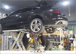 2018' Audi S7 배기작업