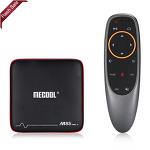 Mecool M8S PRO W + 전용 리모컨 안드로이드 TV박스 세일