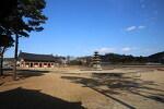 백제의 사찰 정림사지와 박물관 겨울탐방