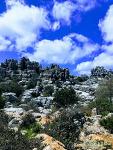 """이상한 행성에 온 듯한 스페인 자연공원, """"엘 토르칼(El Torcal)"""""""