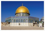 예루살렘, 기독교 이슬람교 유대교의 중심지