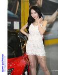 2017 오토살롱 No. 50 (모델 김다나)