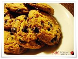 쵸코칩 쿠키 집에서 쉽게 만들기! 쵸코가 외로워 쿠키를 만났네~