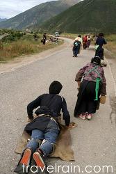 <티베트> 어짜피 정해진 길은 없었다.
