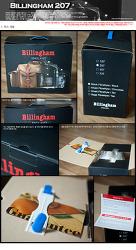 [카메라 가방] Billingham 207