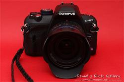 Olypus E-420 & ZD 14-42