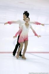 2012 서울시 교육감 대회 영상 및 결과 - 아이스 댄스 (이세진/전태호)