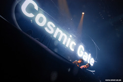 2011. 09. 10. Sat. Cosmic Gate @ Club Ellui