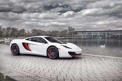 2012 McLaren Bespoke Project 8
