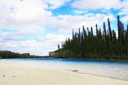 뉴칼레도니아 여행 : 일데팡 여행의 하이라이트 오로 천연 풀장 스노클링