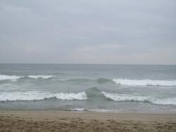 가을단풍여행 강원도 낙산해수욕장 그곳에 가다(2)
