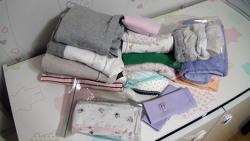 [임신37주/출산가방 싸기] 부부가 함께 멀리 여행가는 마음으로 출산가방을 싸보자.