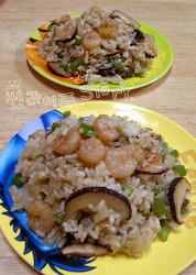 평범한 유부초밥은 가라! -조금 색다른 유부초밥과 굴소스를 이용한 새우볶음밥 만들기