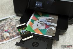 사무용 프린터 추천! HP 오피스젯 7510 와이드 포맷 e-복합기!
