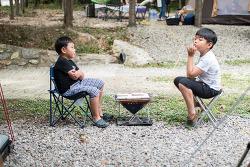 [캠핑스케치.002][2016-09-2~4] 용인 문수산에서 두 번째 캠핑