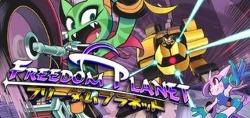 스팀 쉴드 태블릿 프리덤 플래닛 (Freedom Planet) 게임 리뷰 엔비디아 쉴드 지포스